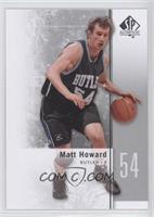 Matt Howard