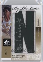 Bill Cartwright /25