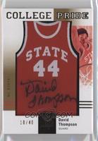 David Thompson /40