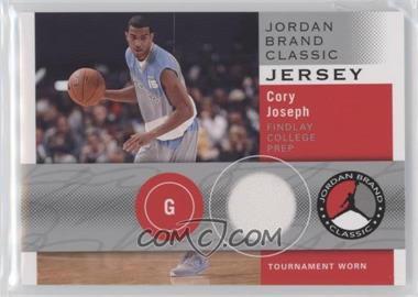 2011-12 SP Authentic - Jordan Brand Classic Jersey #JBC-CJ - Cory Joseph