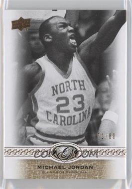 2011 Upper Deck All-Time Greats - [Base] #15 - Michael Jordan /80