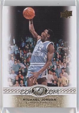 2011 Upper Deck All-Time Greats - [Base] #24 - Michael Jordan /80
