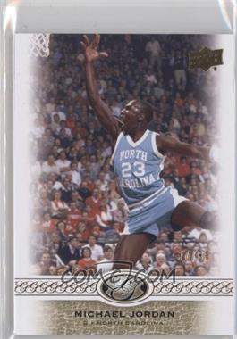 2011 Upper Deck All-Time Greats - [Base] #5 - Michael Jordan /80