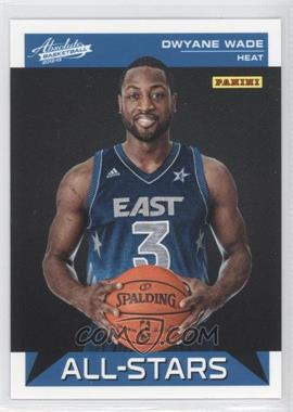 2012-13 Absolute - All-Stars #4 - Dwyane Wade