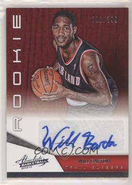 2012-13 Absolute - [Base] #156 - Will Barton /399