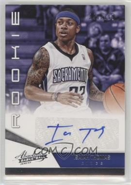 2012-13 Absolute - [Base] #237 - Isaiah Thomas /399
