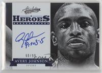 Avery Johnson /99