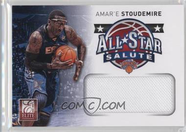 2012-13 Elite - All-Star Salute Materials #24 - Amar'e Stoudemire