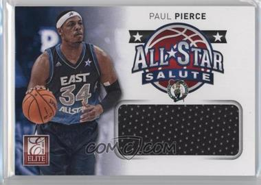 2012-13 Elite - All-Star Salute Materials #7 - Paul Pierce