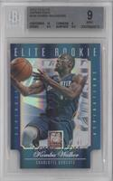 Kemba Walker [BGS 9 MINT] #/85