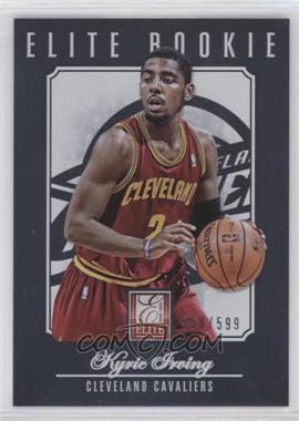 2012-13 Elite - [Base] #201 - Kyrie Irving /599