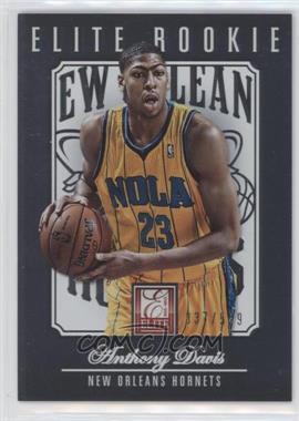 2012-13 Elite - [Base] #252 - Anthony Davis /599