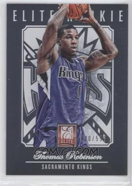2012-13 Elite - [Base] #256 - Thomas Robinson /599