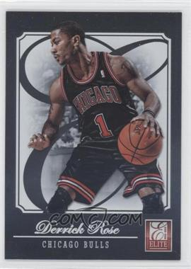 2012-13 Elite - [Base] #7 - Derrick Rose