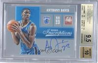 Anthony Davis [BGS 9.5 GEM MINT]