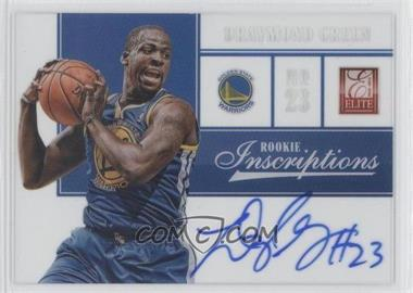2012-13 Elite - Rookie Inscriptions #20 - Draymond Green