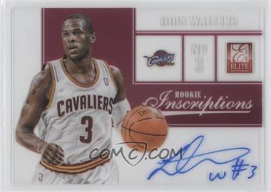 2012-13 Elite - Rookie Inscriptions #31 - Dion Waiters