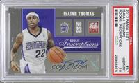 Isaiah Thomas [PSA 10 GEM MT]