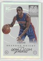 Brandon Knight #/249