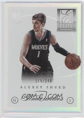 2012-13 Elite Series - [Base] #264 - Alexey Shved /249