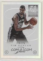Tim Duncan #/275
