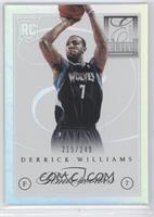 Derrick Williams /249