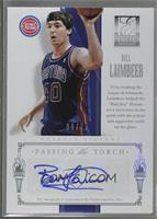 Bill Laimbeer, Andre Drummond [Noted] #/25