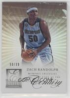 Zach Randolph #/99