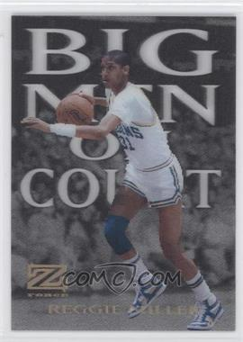 2012-13 Fleer Retro - 1997-98 Z-Force Big Men on Court #17 BMOC - Reggie Miller