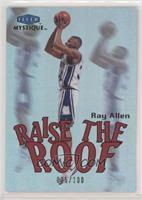 Ray Allen #/100