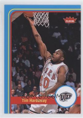 2012-13 Fleer Retro - [Base] #24 - Tim Hardaway