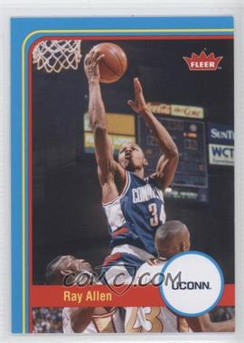 2012-13 Fleer Retro - [Base] #9 - Ray Allen