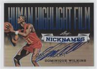 Dominique Wilkins /25