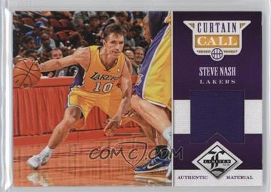 c60a91143f5 2012-13 Limited - Curtain Call Materials  47 - Steve Nash  199
