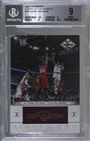 Kyrie Irving /49 [BGS9MINT]