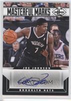 Joe Johnson #/49