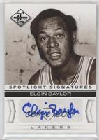 Elgin Baylor /49