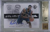Anthony Davis /99 [BGS 9.5 GEM MINT]