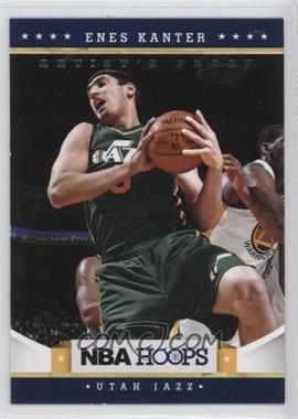 2012-13 NBA Hoops - [Base] - Artist's Proof #225 - Enes Kanter
