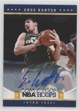 2012-13 NBA Hoops - [Base] - Autographs [Autographed] #225 - Enes Kanter