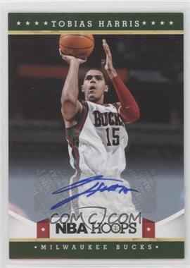 2012-13 NBA Hoops - [Base] - Autographs [Autographed] #240 - Tobias Harris