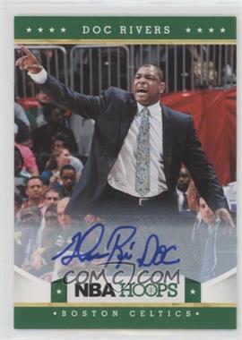 2012-13 NBA Hoops - [Base] - Autographs [Autographed] #7 - Doc Rivers