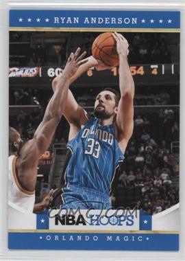 2012-13 NBA Hoops - [Base] #169 - Ryan Anderson