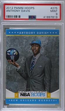 2012-13 NBA Hoops - [Base] #275 - Anthony Davis [PSA9MINT]