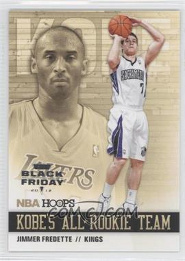 2012-13 NBA Hoops - Kobe's All-Rookie Team - Black Friday #5 - Jimmer Fredette /5