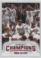 Miami Heat Team