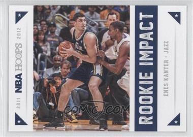 2012-13 NBA Hoops - Rookie Impact #23 - Enes Kanter