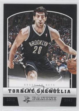 2012-13 Panini - [Base] - Black Knight #293 - Tornike Shengelia /10