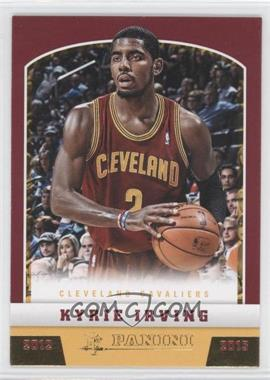 2012-13 Panini - [Base] - Gold Knight #227 - Kyrie Irving