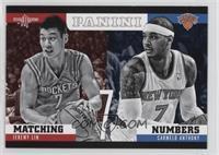 Carmelo Anthony, Jeremy Lin